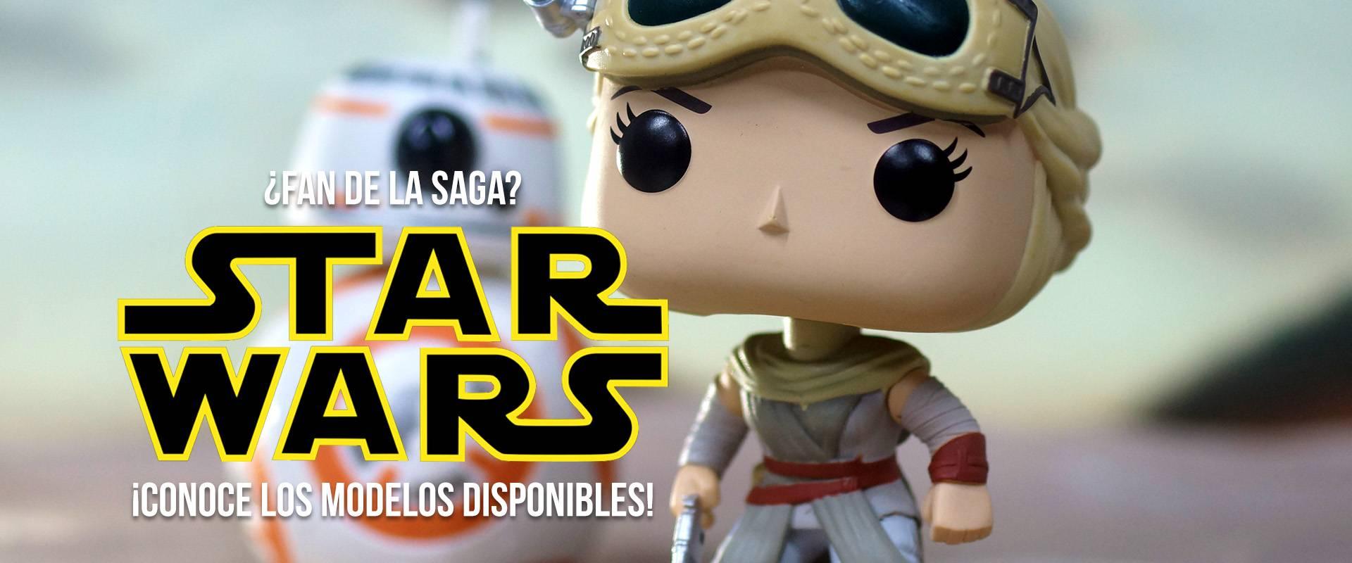 ¡Colección Star Wars!