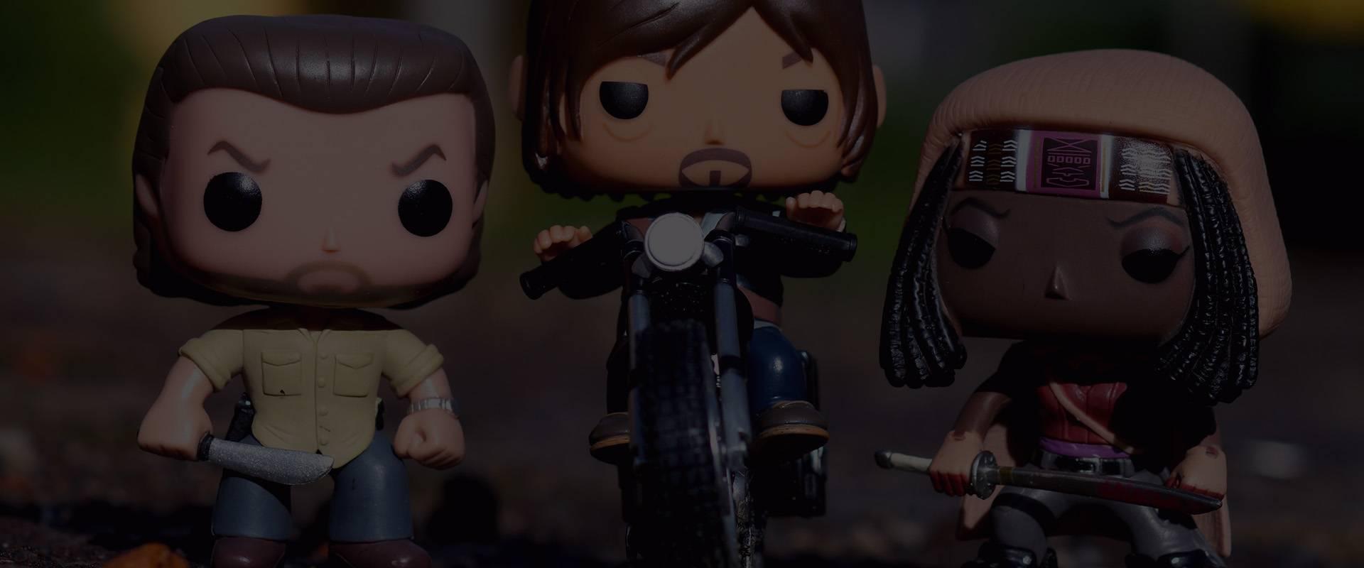 Colección The Walking Dead