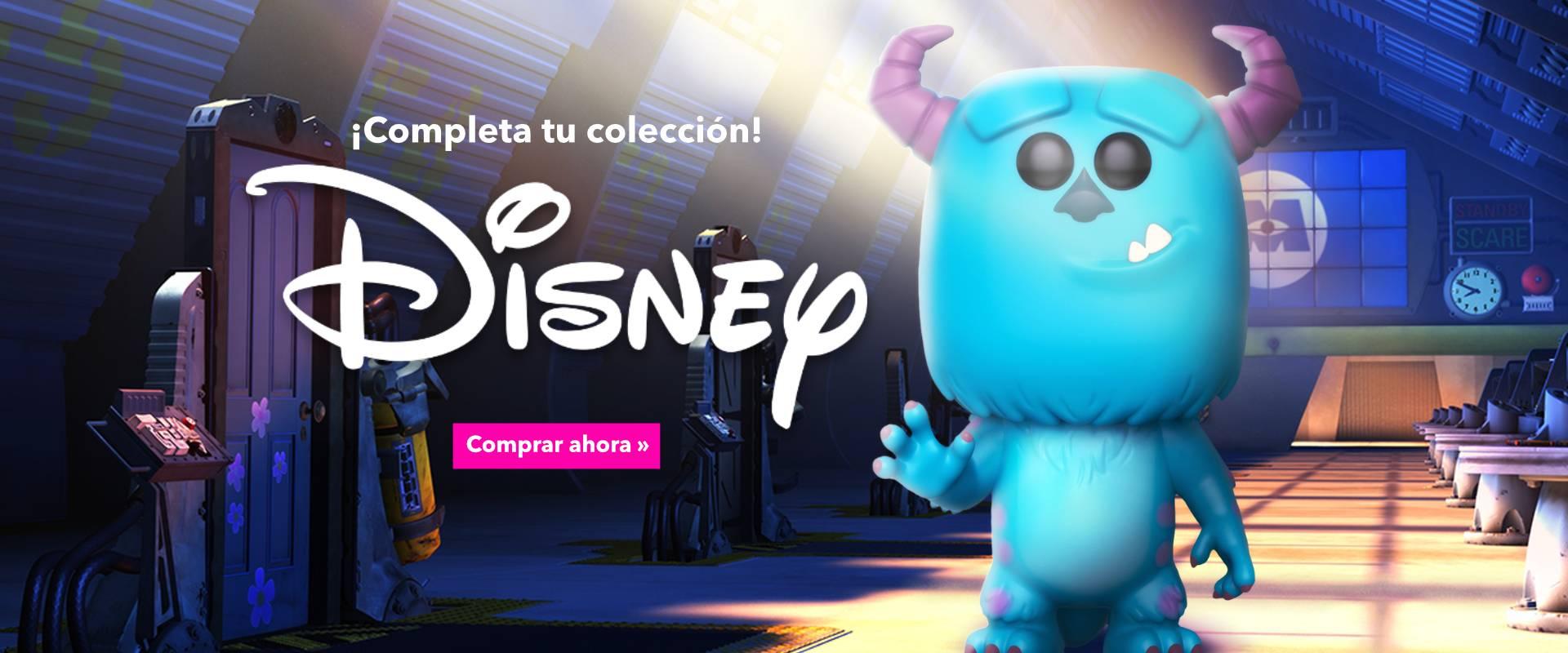 ¡Disney Funko POP!