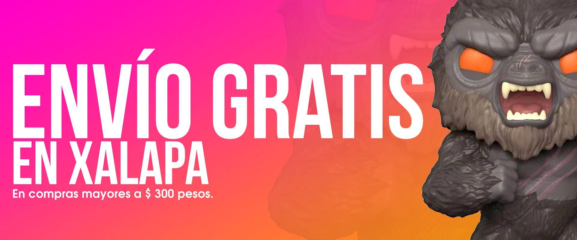 ¡Envio Gratis en Xalapa!