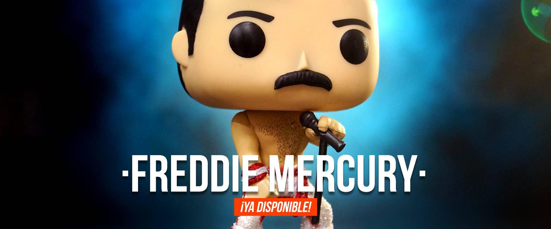 Freddie Mercury (Diamond Collection)