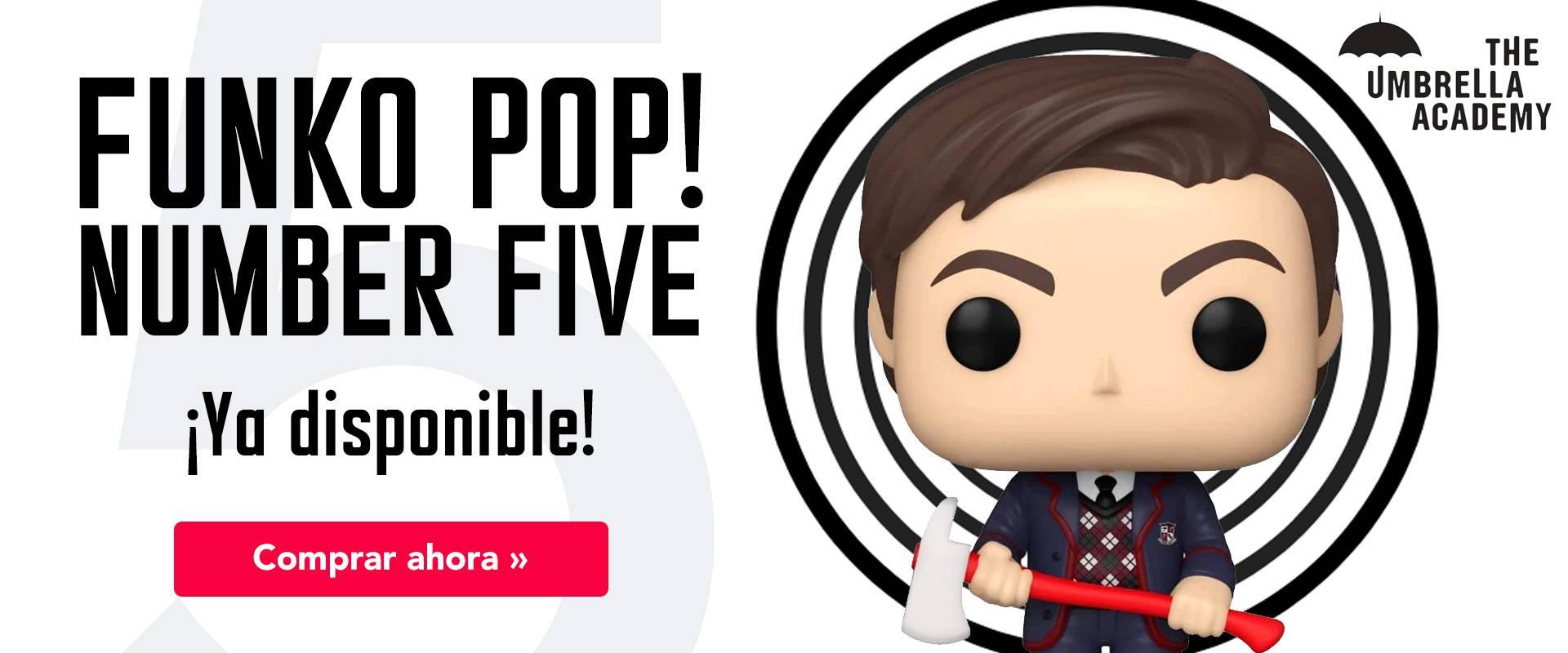 Funko POP Five