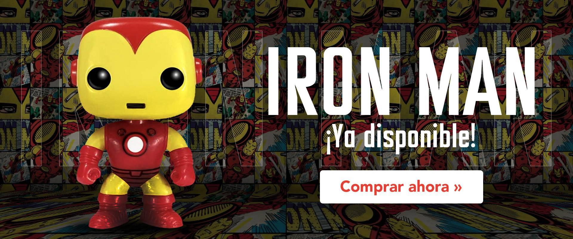 Iron Man Classic Disponible