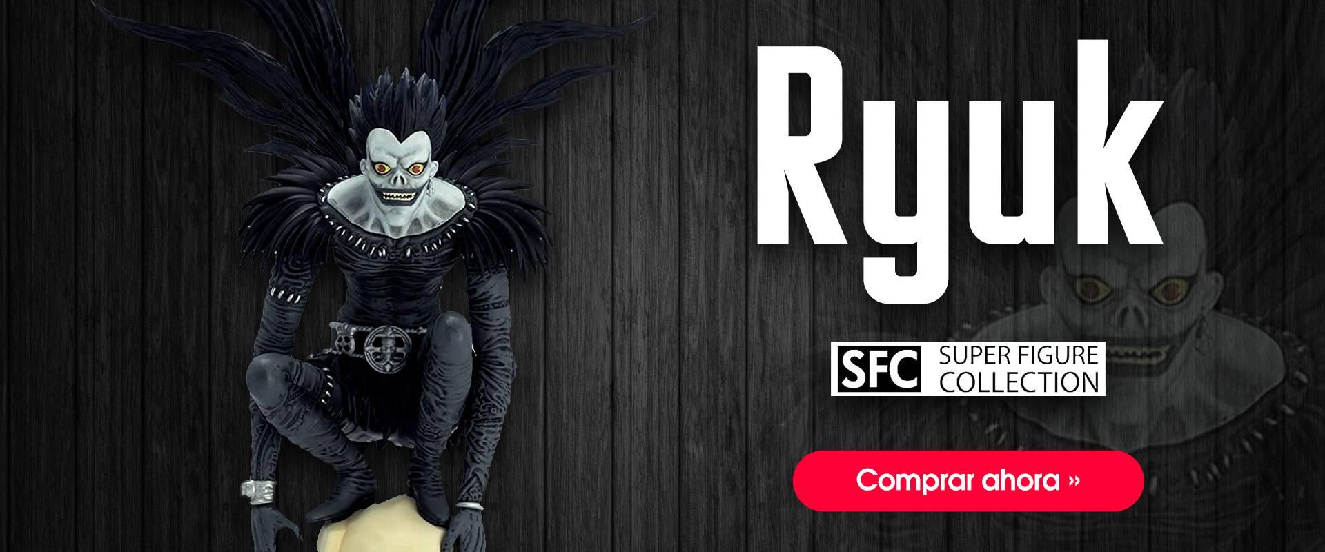 Ryuk SFC Colection
